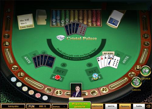 кристалл плей казино