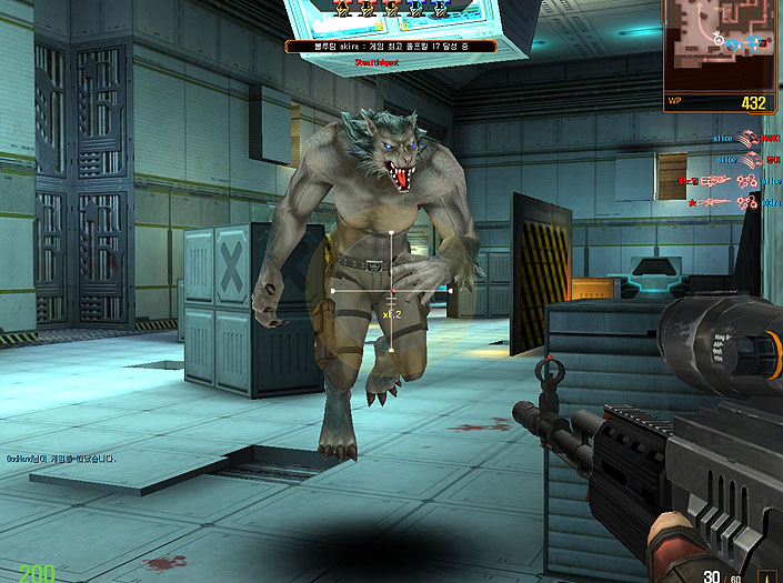 Трейлер онлайн игры волчий отряд wolfteam
