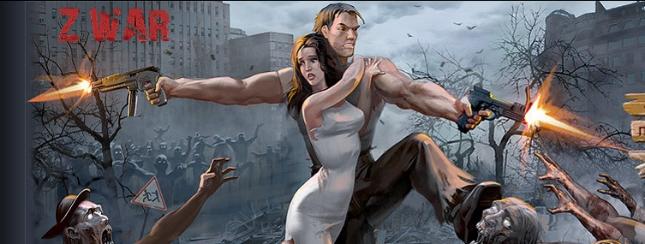 Z-WAR - бесплатная браузерная ролевая онлайн игра | Игра про зомби | Играть бесплатно прямо сейчас
