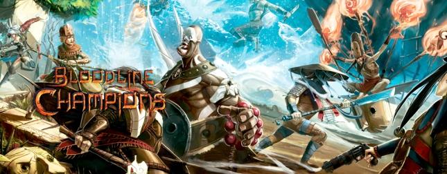 Bloodline Champions — многопользовательская онлайн-игра в жанре PvP Arena.