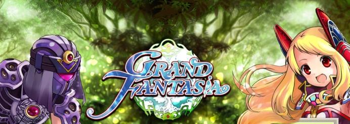 Grand Fantasia (Гранд Фантазия) — бесплатная ролевая онлайн-игра (MMORPG)