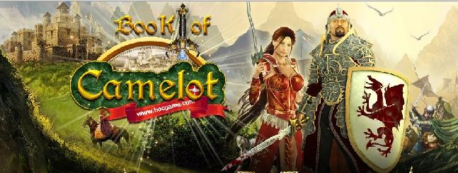 Book of Camelot – бесплатная браузерная игра в жанре стратегической РПГ
