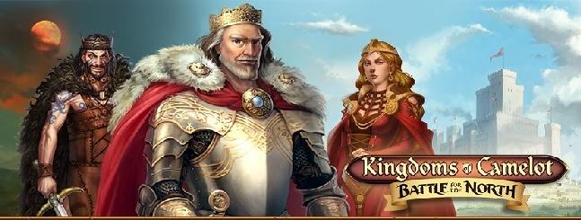 Kingdoms of Camelot Battle