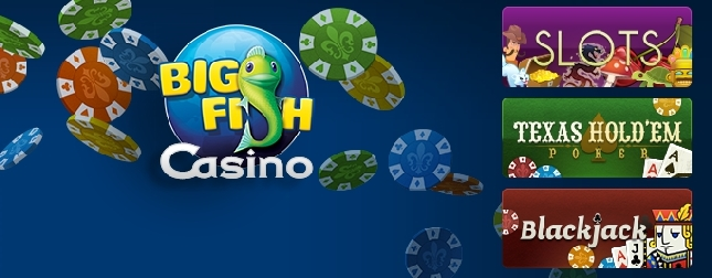 Big fish casino ios for Big fish casino com
