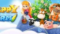 Happy Farm: Candy Day — Собирайте милых животных, сажайте и выращивайте урожай с друзьями чтобы построить наилучшую ферму на свете! Вы даже можете создать своих животных! Стройте свою ферму, кормите...