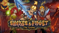 Shakes & Fidget— бесплатная юмористическая комиксная игра онлайн, своеобразная остроумная пародия на известный гейминг хит WoW. Проект основан на одноимённом популярном комиксе и стремительно вербует всё новых поклонников. Снаряжайте своего...