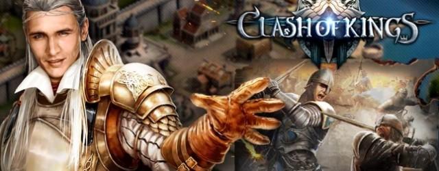 «Clash of Kings»— популярная бесплатная стратегия в реальном времени, где вы сражаетесь, занимаетесь строительством и расширяете свое фантастическое королевство. Присоединяйтесь к армии из тысячи и сотен тысяч геймеров. Это будет...