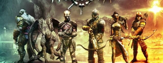 «Nosgoth»— бесплатная многопользовательская компьютерная игра в жанре шутера от третьего лица, построена на противостоянии между людьми и вампирами. Её действие происходит в вымышленной вселенной серии компьютерных игр Legacy of Kain.