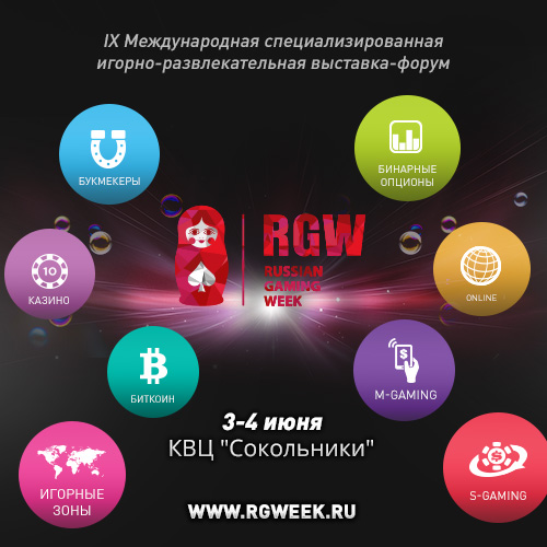 Russian Gaming Week-2015
