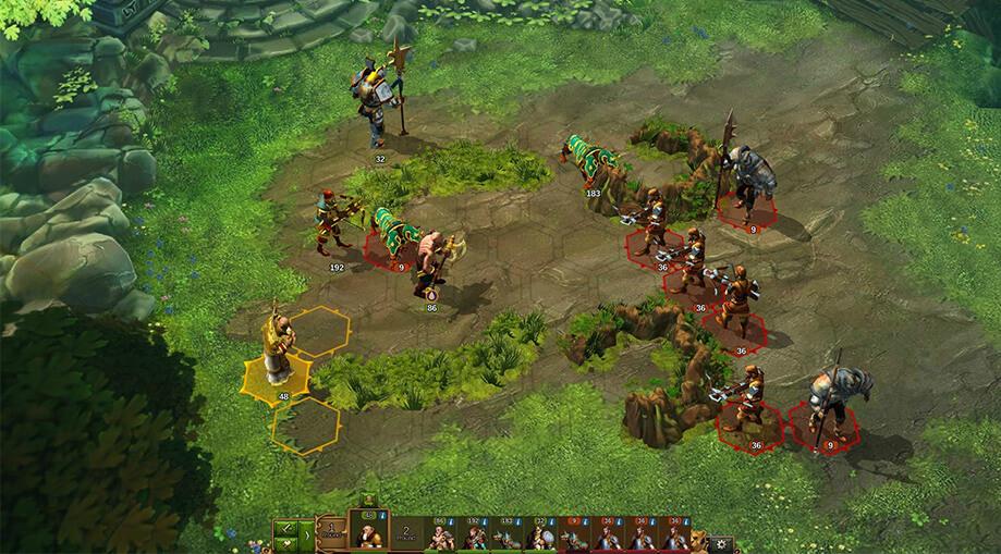 Пошаговая стратегия ролевая игра в жанре фэнтези хостинг игровых серверов life is feudal