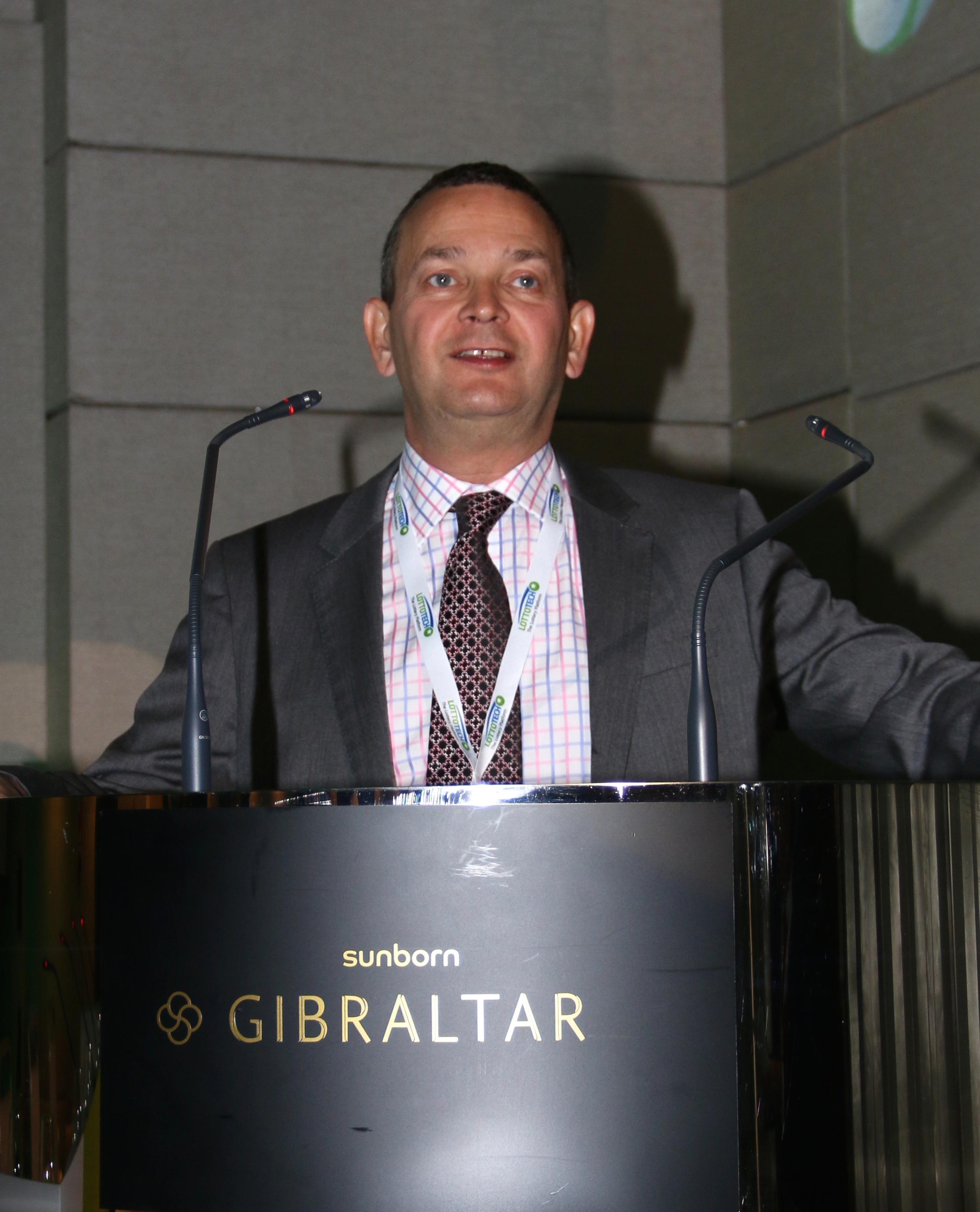 Stuart - Speaker - Stuart Ballan - GLMF2015 - Clip
