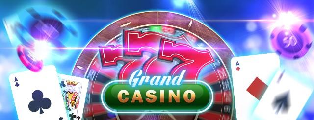 Яркий мир казино и сияние богатства манят тебя? Тогда Гранд Казино создано специально для тебя. Заходи в игру, наслаждайся азартом и восторгайся победами! В игре доступны: слоты, 21, рулетка и...