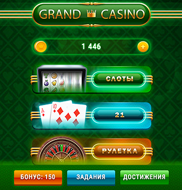 grand casino online kazino games