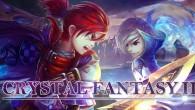Компания 101ХР объявляет о выходе новой игры Crystal Fantasy II.
