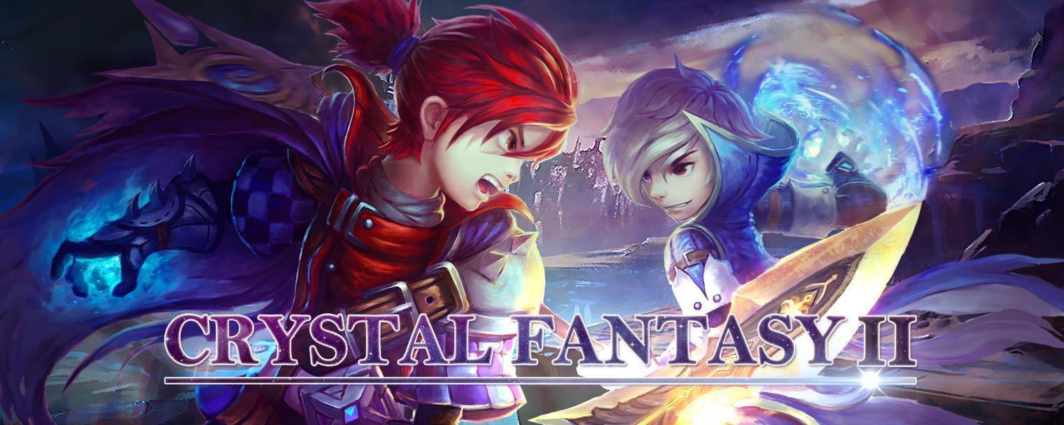Crystal Fantasy II