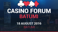 How does blockchain work in gambling and why is it convenient for operators and players? These issues will be discussed within the separate section at Casino Forum Batumi on August...