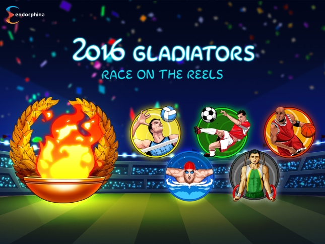 2016 gladiators for media