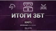 Команда локализации онлайн-игры Bless продолжает подводить итоги закрытого бета-тестирования. Совсем скоро будут опубликованы имена самых активных участников ЗБТ, которые получат серебряный премиум в игре на 30 дней.