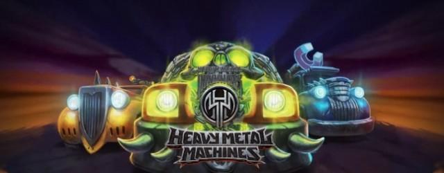 «Heavy Metal Machines» – это многопользовательская игра в гонки с повреждениями автомобиля, в которой соревнуются команды из 4 машин. В ней сочетаются черты олдскульных гонок с повреждениями и MOBA.