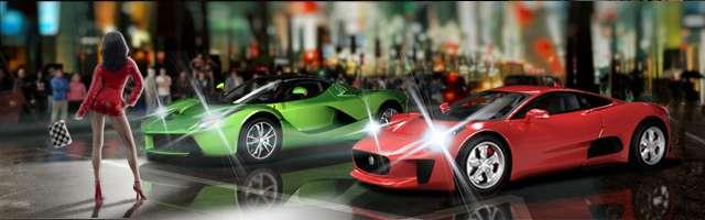 В мобильной онлайн игре от разработчиков Overmobile «Максимальные гонки» вас ждут соревнования по уличным гонкам, уникальный тюнинг суперкаров и незабываемые заезды. Сотни реальных машин, тюнинг, драг и дрифт гонки.