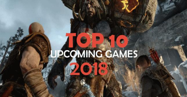 Популярные игры на PS4 2018