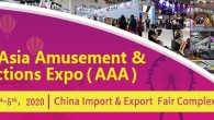 Why AAA 2020? The AAA show is famous as the largest amusement and attraction show in Asia on scale. Attracting trade visitors from more than 50 countries and regions, the...